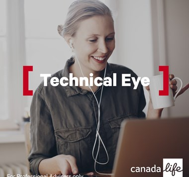 Technical Eye Promo Banner Image
