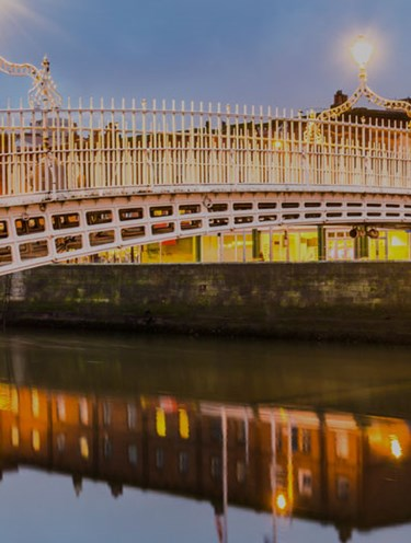 Dublin Bridge 1440X520